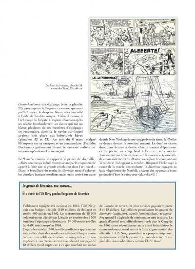 Page 9 Les tuniques bleues présentent tome 7