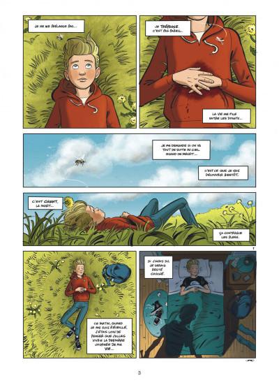Page 3 Mort et déterré tome 1