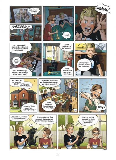 Page 4 Mort et déterré tome 1