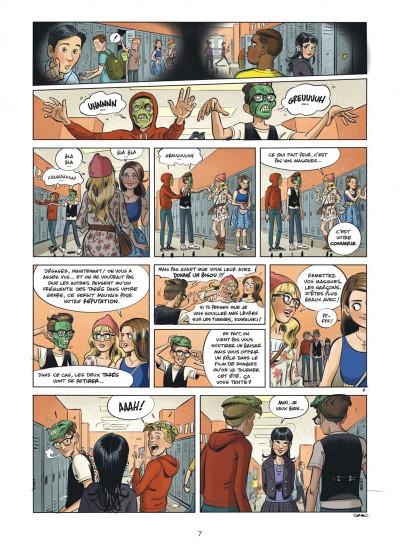 Page 7 Mort et déterré tome 1