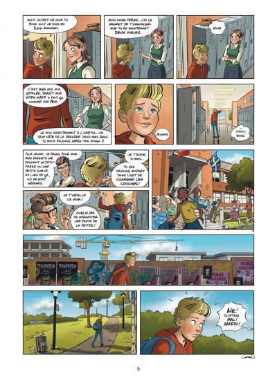 Page 9 Mort et déterré tome 1