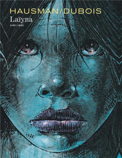 Couverture Laïyna intégrale
