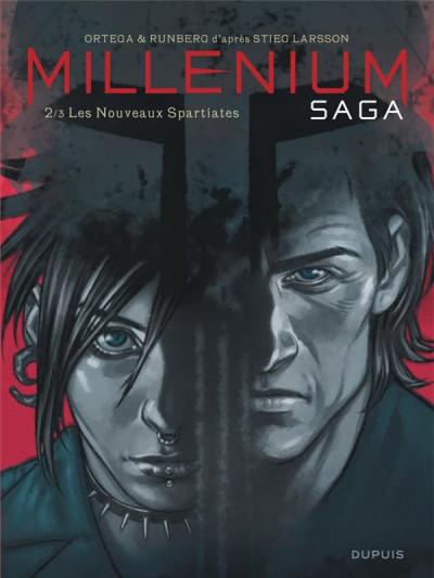 Couverture Millenium saga tome 2
