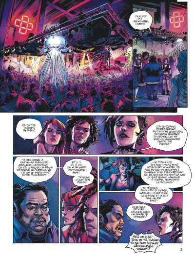Page 2 Millenium saga tome 2