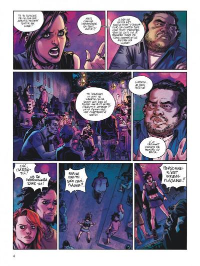 Page 3 Millenium saga tome 2