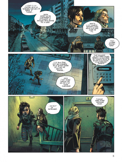 Page 4 Millenium saga tome 2