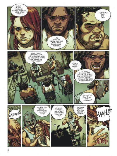 Page 5 Millenium saga tome 2