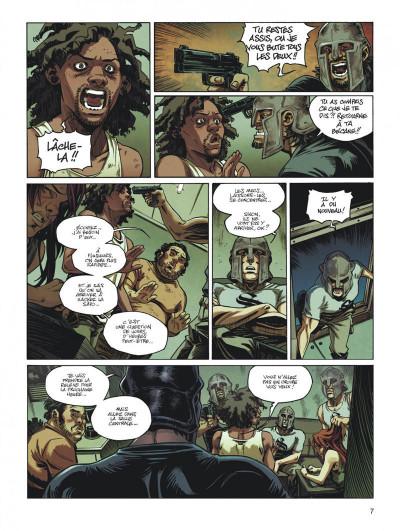 Page 7 Millenium saga tome 2
