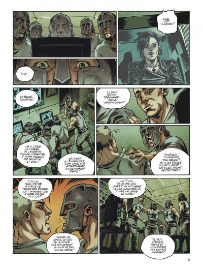 Page 9 Millenium saga tome 2