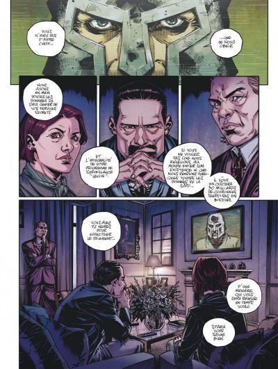 Page 3 Millénium saga tome 3