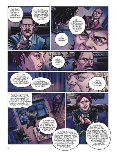 Page 4 Millénium saga tome 3
