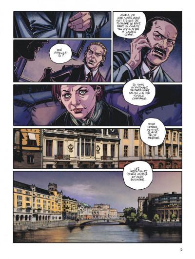 Page 5 Millénium saga tome 3