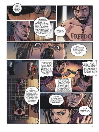 Page 7 Millénium saga tome 3