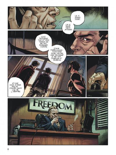 Page 8 Millénium saga tome 3