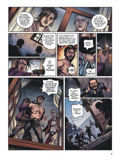 Page 9 Millénium saga tome 3