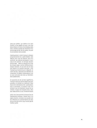 Page 9 Gaston - Au-delà de Lagaffe (catalogue de l'expo à la BPI)