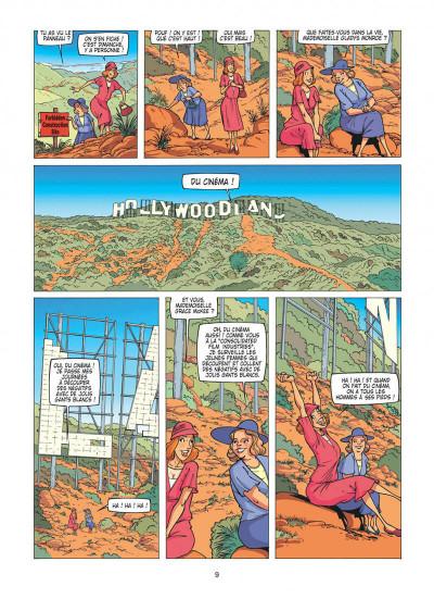 Page 9 Les étoiles de l'histoire tome 2 - Marilyn Monroe