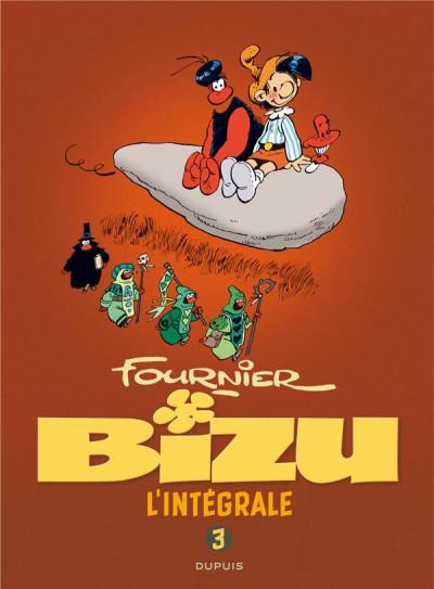 Couverture Bizu - intégrale tome 3