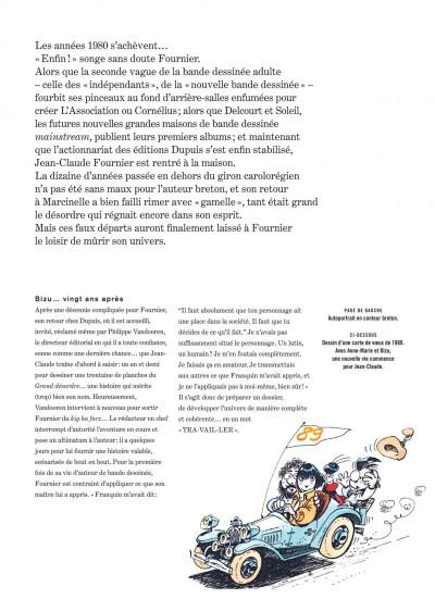 Page 4 Bizu - intégrale tome 3