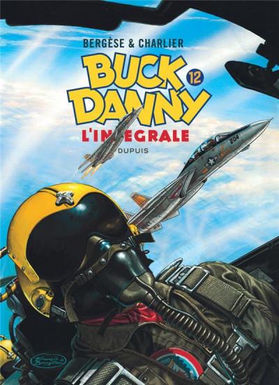 Couverture Buck Danny - intégrale tome 12