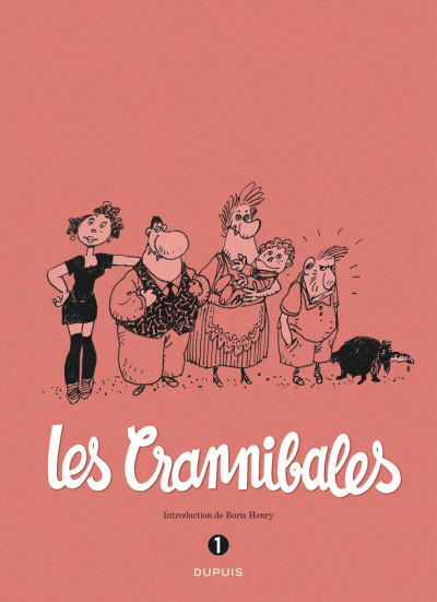 Page 2 Les Crannibales - intégrale tome 1