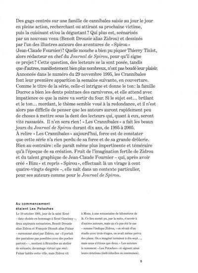 Page 4 Les Crannibales - intégrale tome 1