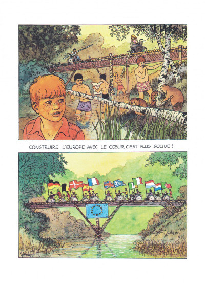 Page 4 La patrouille des castors - intégrale tome 8