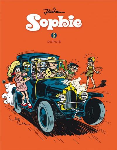Couverture Sophie - intégrale tome 5