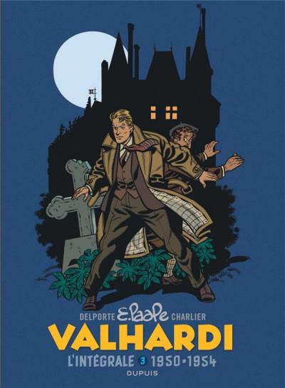 Couverture Valhardi - intégrale tome 3