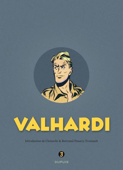 Page 3 Valhardi - intégrale tome 3