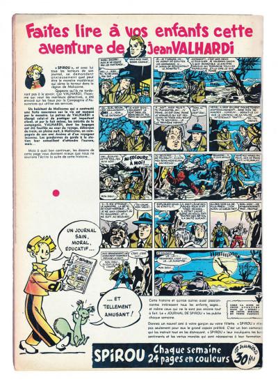 Page 4 Valhardi - intégrale tome 3