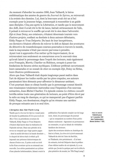 Page 5 Valhardi - intégrale tome 3