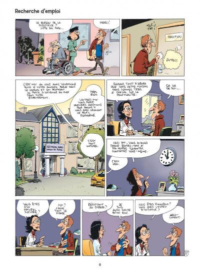 Page 6 Les femmes en blanc tome 39
