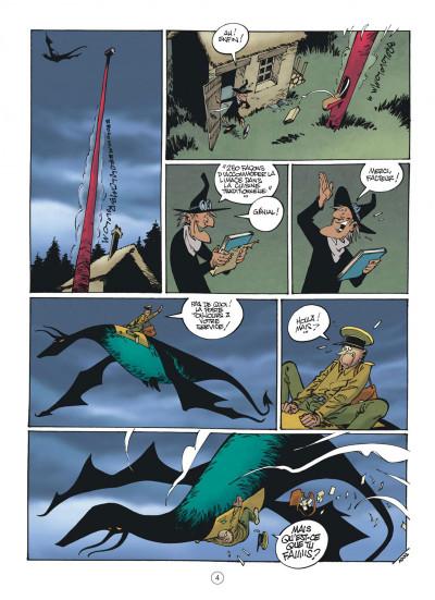Page 3 Mélusine tome 25