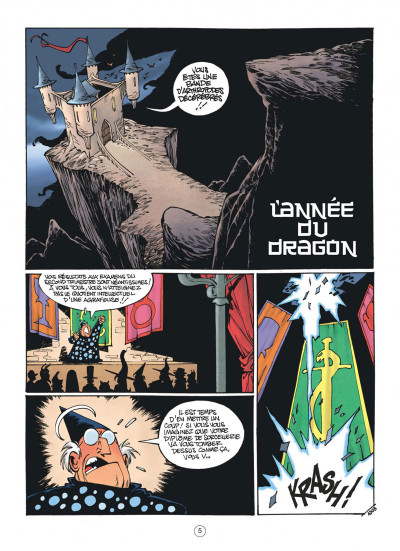 Page 4 Mélusine tome 25