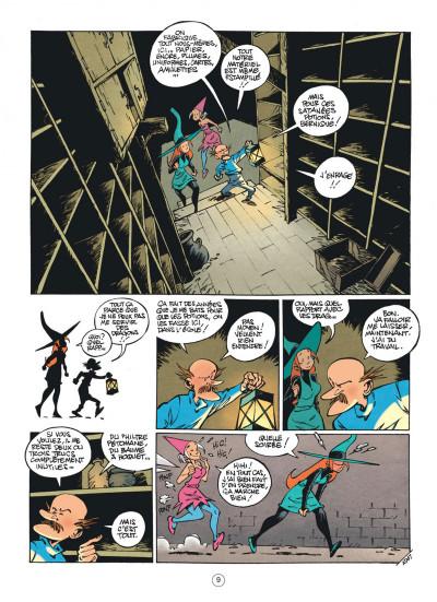 Page 9 Mélusine tome 25
