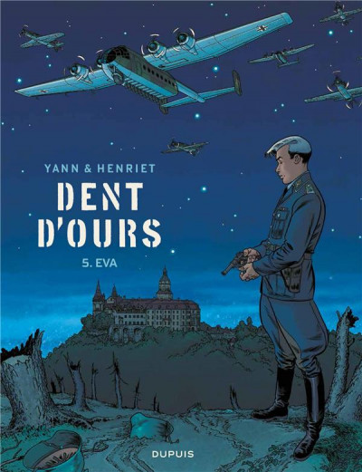 Couverture Dent d'ours tome 5 + ex-libris offert