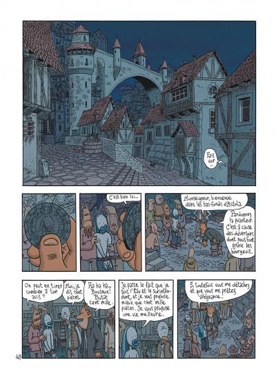 Page 3 Ralph Azham tome 10 - Un feu qui meurt
