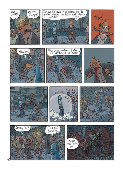 Page 5 Ralph Azham tome 10 - Un feu qui meurt