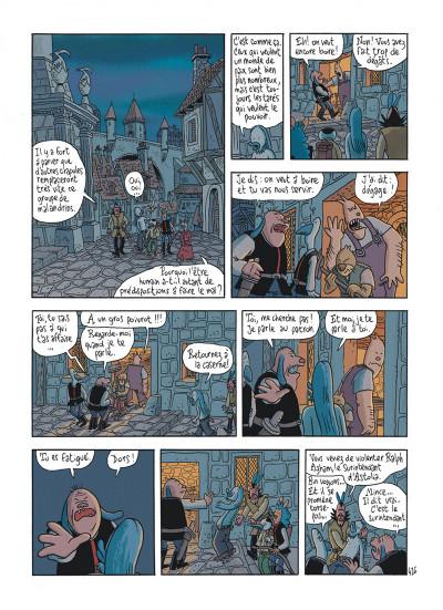 Page 6 Ralph Azham tome 10 - Un feu qui meurt