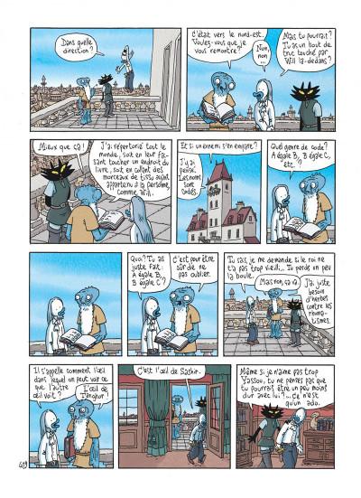 Page 9 Ralph Azham tome 10 - Un feu qui meurt