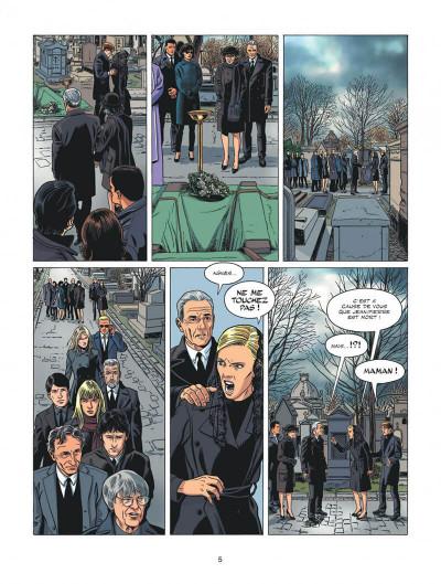 Page 5 Michel Vaillant - nouvelle saison tome 6