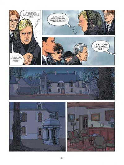 Page 6 Michel Vaillant - nouvelle saison tome 6