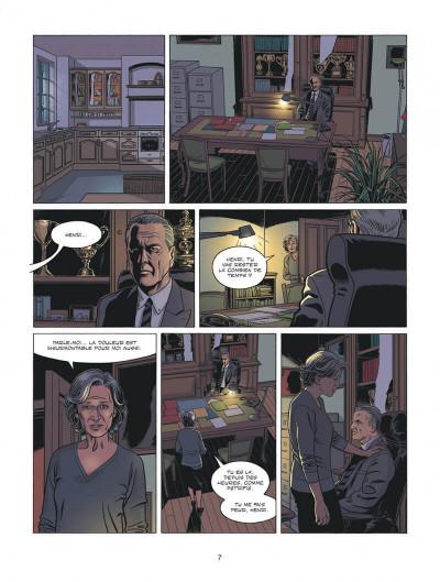 Page 7 Michel Vaillant - nouvelle saison tome 6