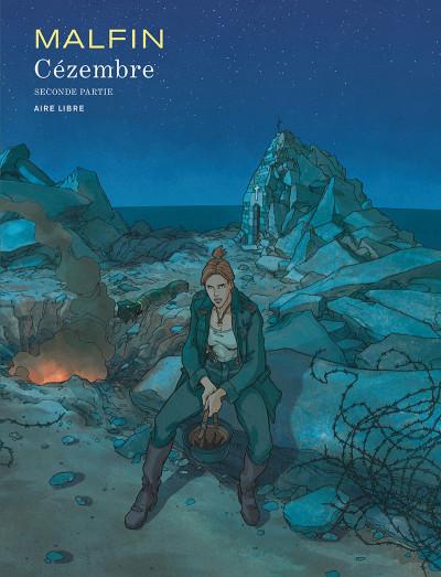 Couverture Cézembre tome 2 + ex-libris offert