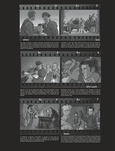 Page 6 Cézembre tome 2 + ex-libris offert