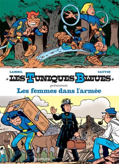 Couverture Les tuniques bleues présentent tome 9