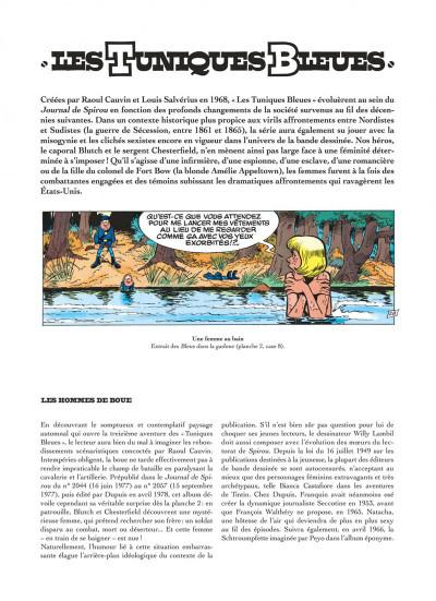 Page 3 Les tuniques bleues présentent tome 9