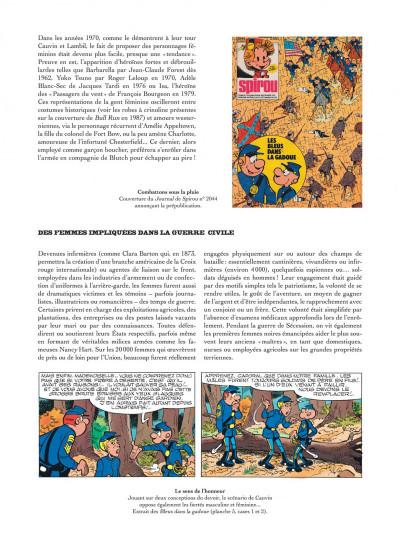 Page 4 Les tuniques bleues présentent tome 9