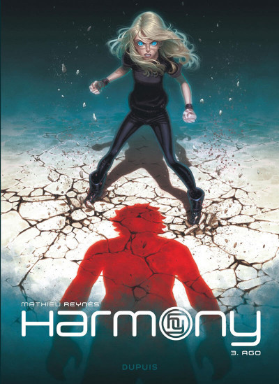 Couverture Harmony tome 3